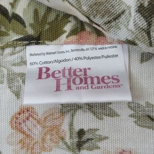 Better Homes And Gardens Accents - Better Homes and Gardens Curtains